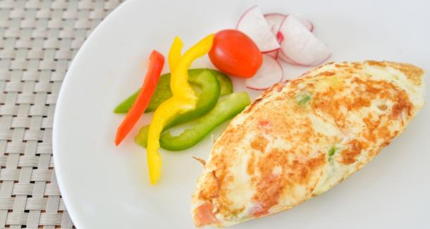 Image result for Fluffiest Omelette